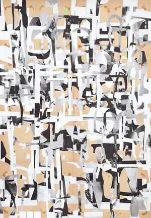 Time Memory 24 by Shinro Ohtake contemporary artwork