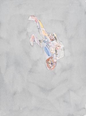 Descent by Clive Van Den Berg contemporary artwork