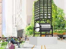 A Permanent Plinth for New Art Coming to the High Line