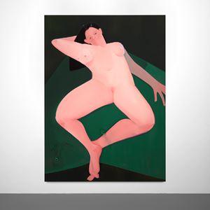 Solo by Sofia Mitsola contemporary artwork