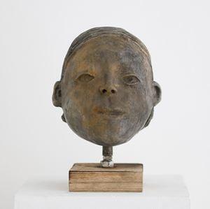 Tête 0246/B by Patricia Dreyfus contemporary artwork