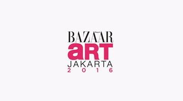Contemporary art exhibition, Bazaar Art Jakarta 2016 at Chan + Hori Contemporary, Singapore