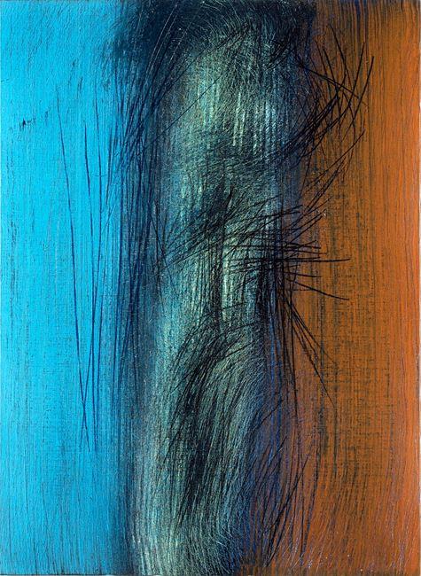 T1963-E10 by Hans Hartung contemporary artwork