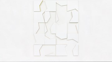 Contemporary art exhibition, Henrik Eiben, Condo at Bartha Contemporary, Margaret St, United Kingdom
