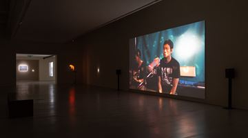 Contemporary art exhibition, Apichatpong Weerasethakul, The Serenity of Madness at Taipei Fine Arts Museum, Taipei