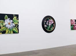 """Reuben Paterson<br><em>The Aroma of Black (Part III)</em><br><span class=""""oc-gallery"""">Gow Langsford Gallery</span>"""