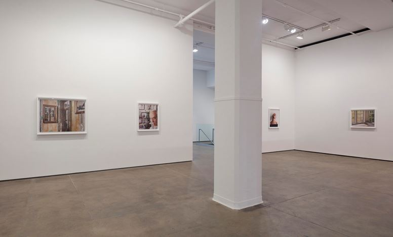 Exhibition view: Alec Soth, I Know How Furiously Your Heart Is Beating, Sean Kelly, New York(21 March–27 April 2019). Courtesy Sean Kelly, New York. Photo:Jason Wyche, New York.