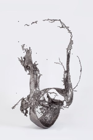 Water in Dripping #4 by Zheng Lu contemporary artwork