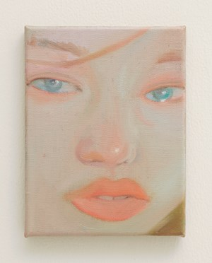 Sobbing Girl by Tao Siqi contemporary artwork