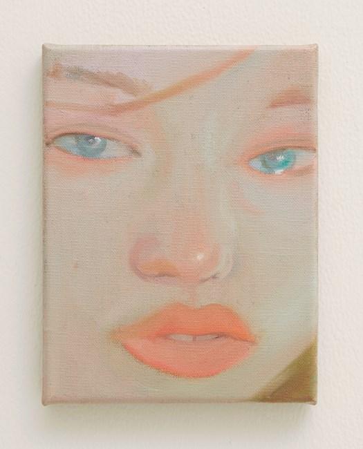 Sobbing Girl by Tao Siqi contemporary artwork