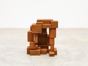 VICE by Antony Gormley contemporary artwork