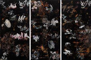 Garden of the Golden Lotus by Su Meng-hung contemporary artwork