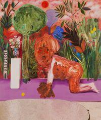 The Lyon by Jannis Varelas contemporary artwork painting