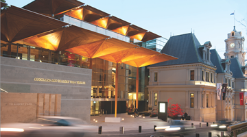 Auckland Art Gallery Toi o Tāmaki contemporary art institution in Auckland, New Zealand