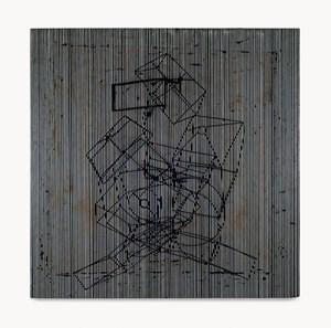 Untitled (Cubos ambiguos) by Jesús Rafael Soto contemporary artwork