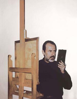 Senza titolo by Michelangelo Pistoletto contemporary artwork
