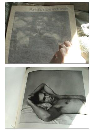 Hujar / Palermo by Moyra Davey contemporary artwork
