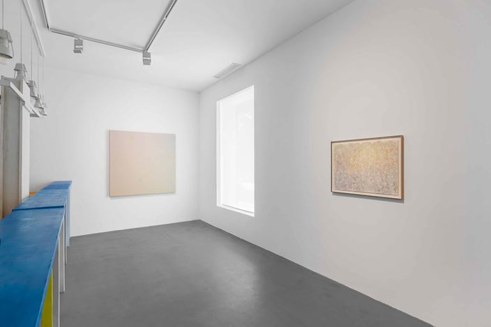 Exhibition view: Zhang Xuerui, River with Three Buoys, Galerie Urs Meile, Beijing (29 August–25 October 2020). Courtesy Galerie Urs Meile.