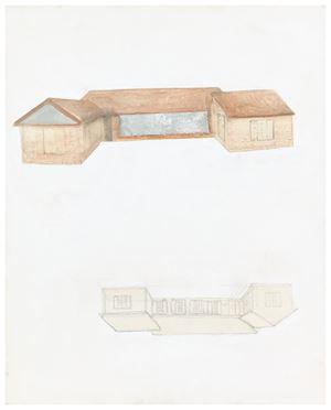 Cadillac Road by Mayo Thompson contemporary artwork
