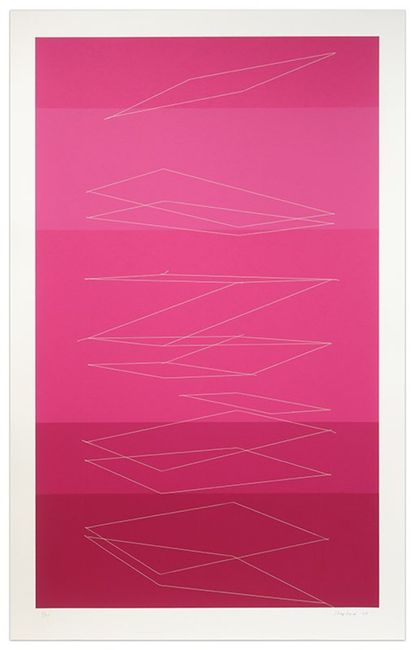 Falling Cards by Kate Shepherd contemporary artwork