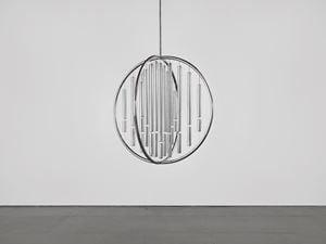 Inside Out (chimes/medium) by Doug Aitken contemporary artwork