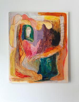 No tengo miedo by Lucía Vidales contemporary artwork