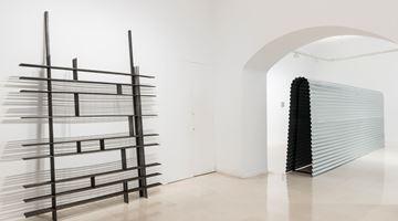 Contemporary art exhibition, Rafa Munárriz, Espacios Que Estructuran Acciones at Galería Pelaires, Palma