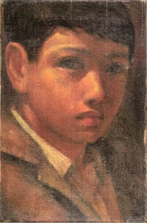 15 Years Old by Chen Danqing contemporary artwork