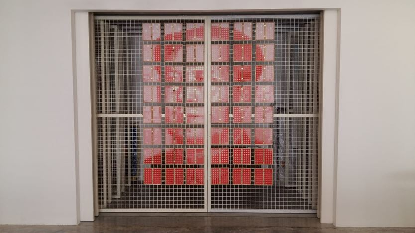 Exhibition view: Ng Lung Wai,One Person - Two Systems, A2Z Art Gallery, Hong Kong (24 March–29 April 2018). Courtesy A2Z Art Gallery.