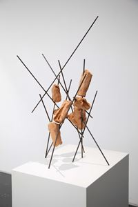 Habitat No. 1 by Wing Po So contemporary artwork sculpture, ceramics