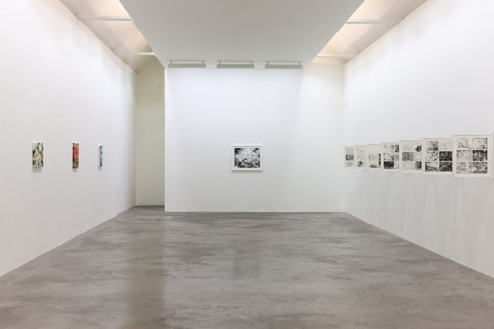 Exhibition view: Eoin Mc Hugh, Loje, jelo, laso, Kerlin Gallery, Dublin  (25 October–7 December 2019). Courtesy the artist and Kerlin Gallery.