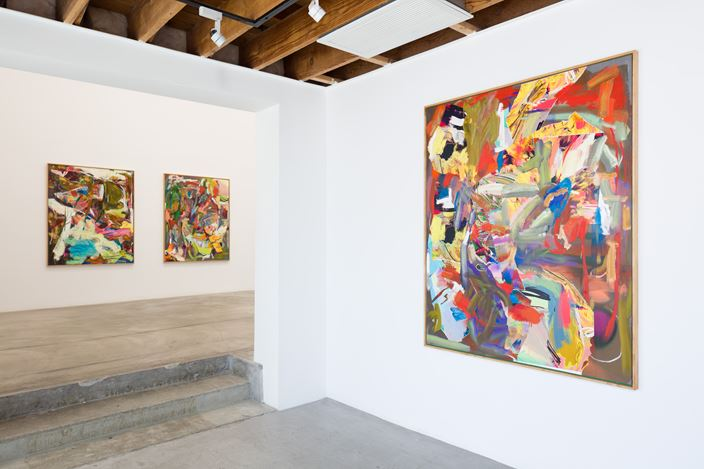 Exhibition view: Michael John Kelly, Tempest, Anat Ebgi, Los Angeles (20 July–24 August 2019). Courtesy Anat Ebgi.