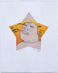 New Pictures of the Strikingly Bizarre #9 by Zhu Wei contemporary artwork mixed media