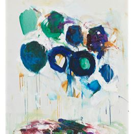 Joan Mitchell contemporary artist