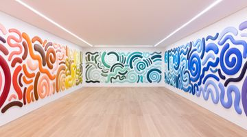 Contemporary art exhibition, Josh Sperling, Spectrum at Perrotin, Hong Kong