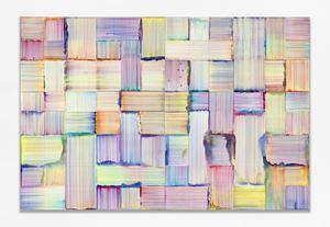 Rivka by Bernard Frize contemporary artwork