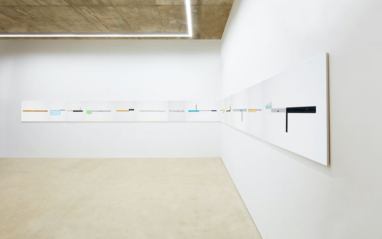 Exhibition view: Jiyon Hong, Refresh, Gallery2, Seoul (26 November–26 December 2020). Courtesy Gallery2.