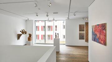 Contemporary art exhibition, Group Exhibition, Seeing Touch at Hauser & Wirth, St. Moritz, Switzerland