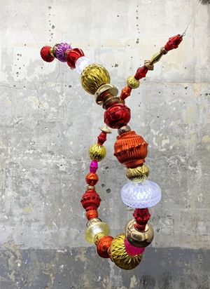 Infinity by Choi Jeong Hwa contemporary artwork
