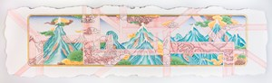 Arrested Landscape I by Tenzing Rigdol contemporary artwork
