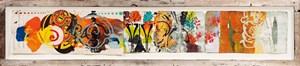 Ragamala 9 by Judy Pfaff contemporary artwork