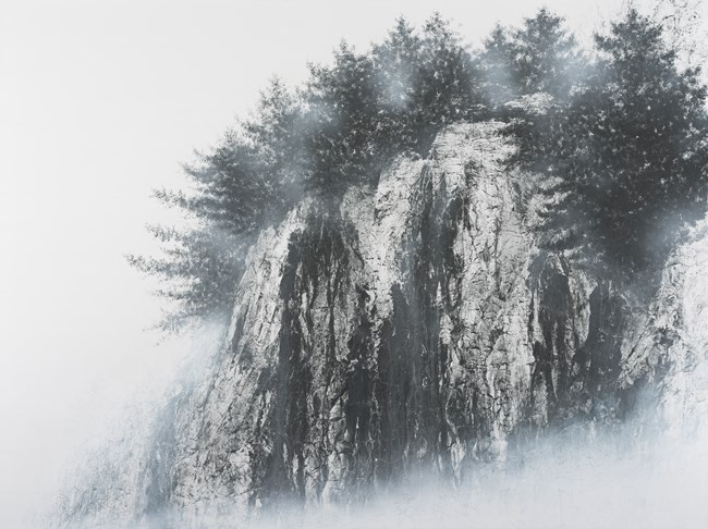 At World's End #6 by Hiroshi Senju contemporary artwork