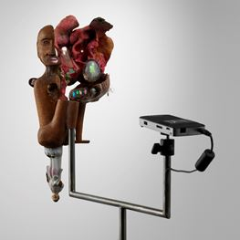 Tony Oursler contemporary artist