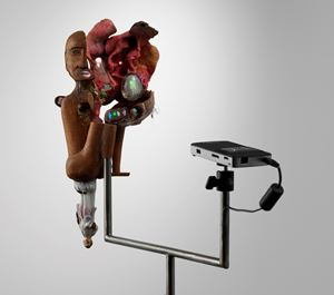 Reductio ad Absurdum by Tony Oursler contemporary artwork