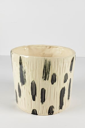 Untitled Large Planter 16 by Rashid Johnson contemporary artwork