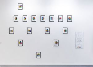 Stammbaum oder die Platanenlehre by Ludwig Gosewitz contemporary artwork