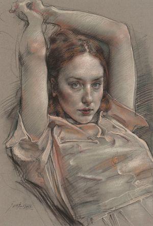 Nina by Pang Maokun contemporary artwork