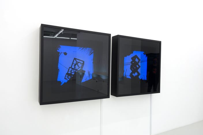 Exhibition view: There's no place like, Yavuz Gallery, Singapore (6–26 November 2020). Courtesy Yavuz Gallery.
