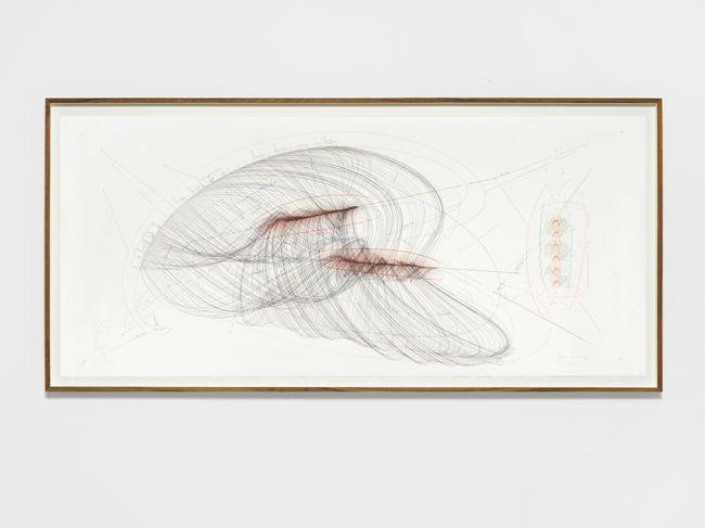 Opus 33, Nr. 7 by Jorinde Voigt contemporary artwork