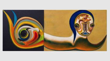 Contemporary art exhibition, Izumi Kato, Izumi Kato at Perrotin, New York